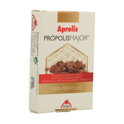 Aprolis própolis major masticable