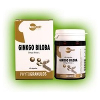 Ginkgo Biloba Phytogranulos