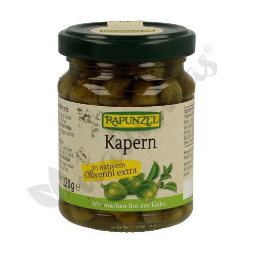 Alcaparras en aceite de oliva