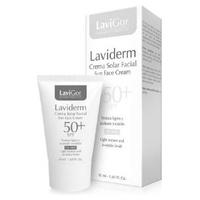 Laviderm Facial Spf50 + sans huile