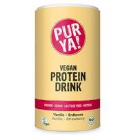 Mix Proteinas Vegetales Vegano (Sabor Vainilla y Fresa)