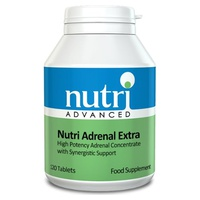 Nutri Adrenal Extra 120 comprimidos de Nutri-Advanced