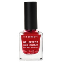 Nail polish Sweet almond 51 Rosy Red