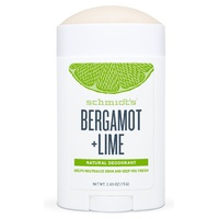 Desodorante en Stick Bergamota y Lima