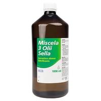 Mezcla Laxante de Tres Aceites MD