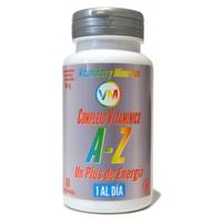 Complejo Vitamínico A-Z (un plus de energía)