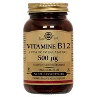 Solo Parafarmacia - Witamina B12 (cyjanokobalamina) 500 µg