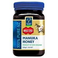 Manuka honey MGO 250+