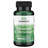Premium cinnamon & chromium - featuring chromax