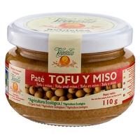 Paté de Tofu y Miso Bio