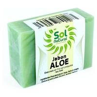 Jabón en Pastilla de Aloe Vera