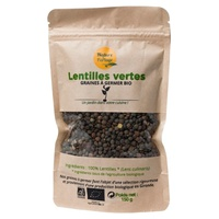 Green lentils to sprout Bio