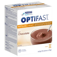 Optifast Natillas Chocolate