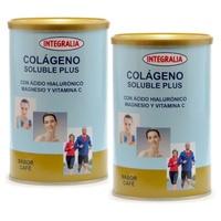 Pack 2x Colágeno Soluble Plus Sabor Café