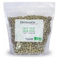 Café verde en grano no torrefacto bio