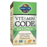 Code de vitamine RAW B-Complex