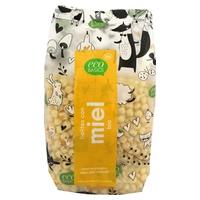 Bolitas de maíz con miel