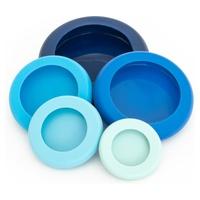 Zestaw 5 pokrywek - Ice Blue