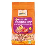 Crunchy de Frutos Rojos con Quinoa