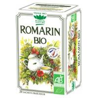 Organiczna prosta herbata ziołowa rozmarynowa