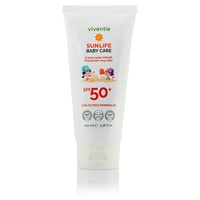 Babycare SPF 50+ Children's Sun Cream with Mineral Filters