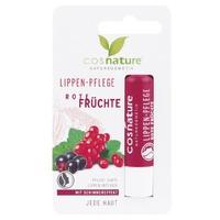 Organiczny balsam do ust z czerwonych owoców