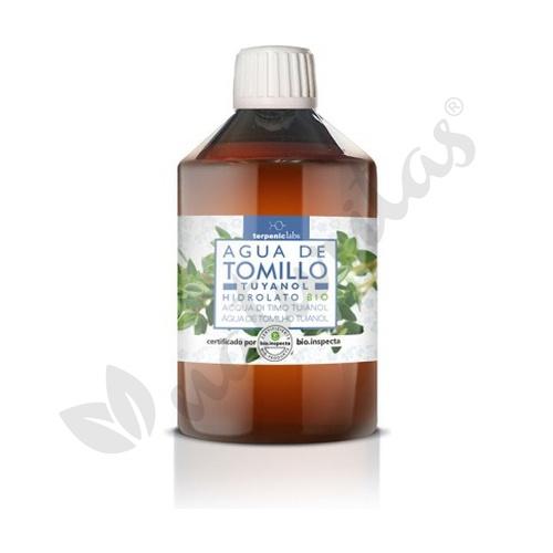 Agua de Tomillo Linalol Hidrolato Bio