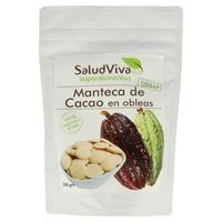 Manteca de Cacao en Obleas Eco