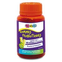Pediakid Gominolas Probióticos (Sabor Manzana)