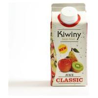 Zumo de kiwi, manzana y pera