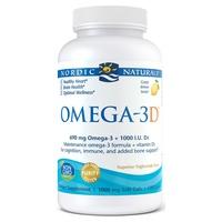 Omega-3D 690 mg de limón