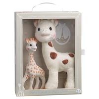 Sophie chérie + Sophie la girafe Plüsch Geschenkbox