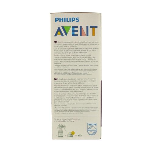 Philips Avent Comfort Natural Manual Breast Pump SCF330 / 20