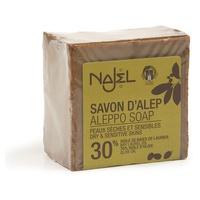 Jabon de Alepo 30%