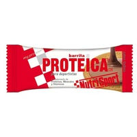 Barre protéinée (saveur de biscuit)