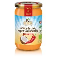 Aceite de Coco Guindilla Bio