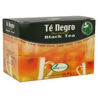 Napary z czarnej herbaty