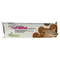Galleta integral rica en fibra