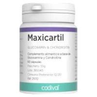 Maxicartil Glucosamina y Chondroitina