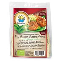 Burger Wegetariański - przygotowany do burgerów orkiszowych i owsianych