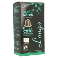 Café Longo Bio 10 Cápsulas de Alternativa 3