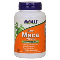 Maca Raw 750 mg