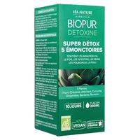 Detoxine Super detox 5 emuntorios