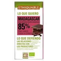 Czekolada Gorzka 85% Madagaskar bio