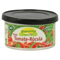 Paté de Tomate y Rúcula Bio