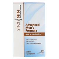 Fórmula avanzada para hombres que fortalece el cabello de Shen Min