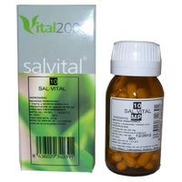 Salvital 10 Magnesia Phosphorica 50 cápsulas de Vital 2000