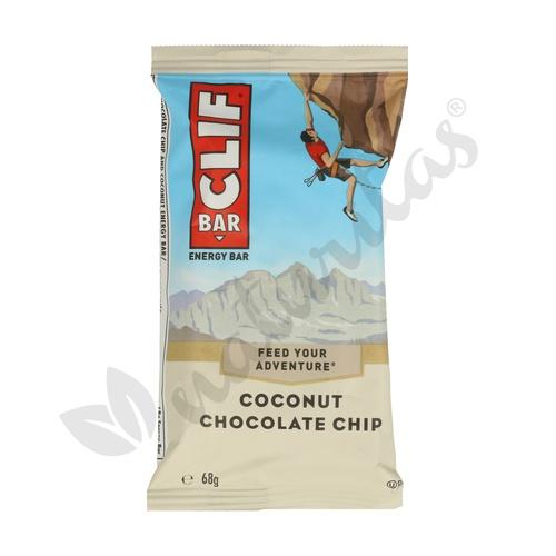 Barrita Energética de Avena con Coco y Pepitas de Chocolate
