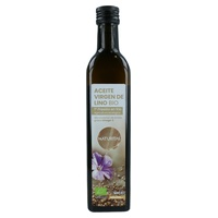 Bio cold pressed first flax oil