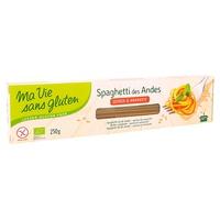 Spaghetti des Andes, quinoa & amarante BIO